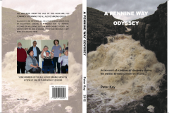 A Pennine Way Odyssey: An Account of a Journey Discovery During the Wettest British Summer on Record Paperback – 30 Nov. 2012
