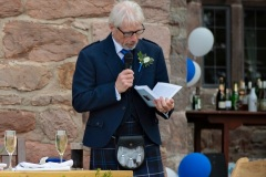 ...... allocated Father of the Bride 'open' mic